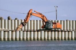 Налоговая инспекция подала иск о банкротстве подрядчика порта в Пионерском