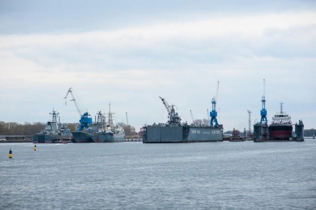 В порту Балтийска арестовали партию сигарет стоимостью более 20 млн рублей