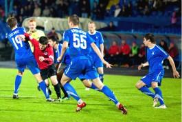 «Вместе веселее»: превью домашнего матча «Балтики» и «Химок» в 14-м туре ФНЛ