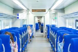 В выходные пустят дополнительные поезда из Калининграда к морю