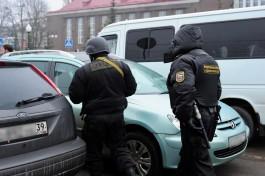 За неделю в Калининграде приставы арестовали 75 автомобилей должников