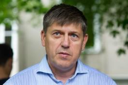 Глава Калининграда Андрей Кропоткин решил баллотироваться в Облдуму