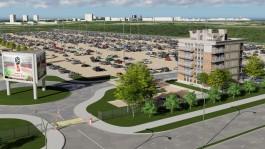 Инвестор хочет сделать паркинг на улице Суздальской и после ЧМ-2018 застроить его жильём