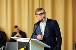 Башин: В Светлогорске практически ничего не строится, кроме жилых домов