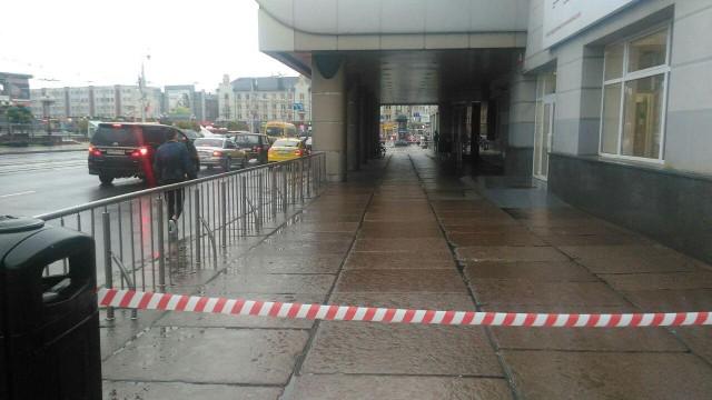 ВКалининграде эвакуировали сооружение Облдумы иизбиркома