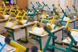 В Калининграде пять школ закрыли на карантин