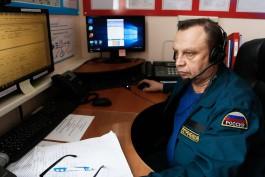 «Здесь никогда не будет занято»: «Ростелеком» наладил работу диспетчерской службы Зеленоградска