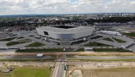 На территории стадиона «Калининград» решили открыть спортивный парк