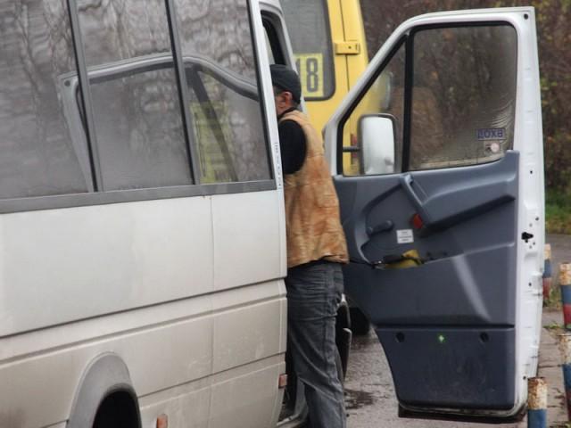 Шофёр автобуса избил калининградца, который отказался выходить наконечной