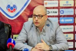 Гендиректор ФК «Балтика»: Футболистам начали выплачивать долги по премиальным