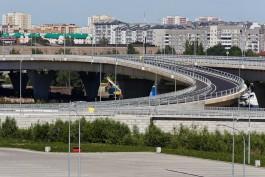 На третий этап строительства Восточной эстакады в Калининграде выделяют 180 млн рублей