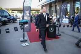 Road Show Mercedes-Benz Vans состоялось в Калининграде