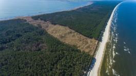 В пятницу на Вислинской косе в Польше начнутся работы по строительству канала
