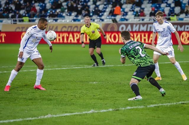 Тренер «Балтики»: По игре мы не уступили «Нефтехимику», претензий ни к кому из футболистов нет