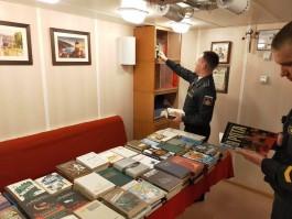 «Автотор» поддержал личный состав МРК «Серпухов» в изоляции