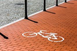 Велодорожку от Куршской косы до Приморья достроят позже срока