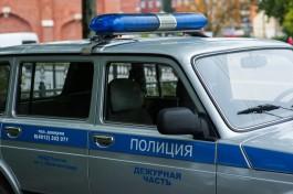 В Калининграде мужчина с пистолетом напал на прохожего