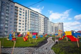 За месяц квартиры в новостройках Калининграда подорожали почти на 4%