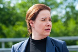 Дятлова стала министром развития инфраструктуры Калининградской области