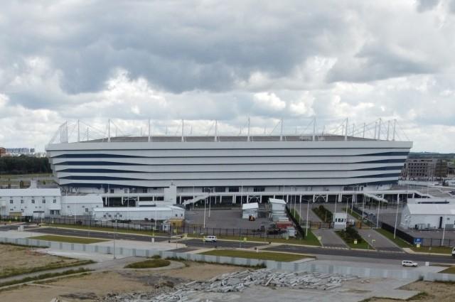 На строительство футбольной площадки у стадиона «Калининград» выделили 16,4 млн рублей