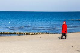 На неделе в Калининградской области обещают потепление