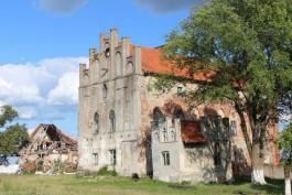 Власти ищут подрядчика для разработки проекта реконструкции замка Георгенбург под Черняховском