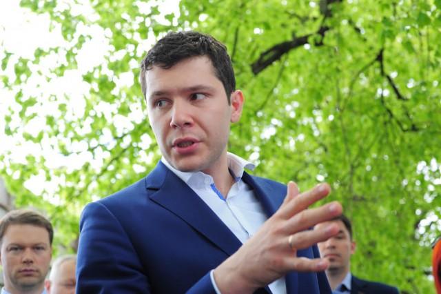 Антон Алиханов пообещал кконцу лета закончить работы наВысоком мосту