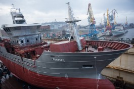 На реконструкцию набережной завода «Янтарь» в Калининграде выделили 649 млн рублей