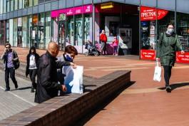 В Калининградской области рассмотрят вопрос о введении QR-кодов для посещения торговых центров