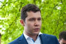 Алиханов: По аренде земли в Виштынецком парке идут допросы и разбирательства