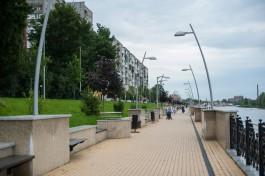 «Определить причину разрушения»: в Калининграде проведут техническое обследование набережной Трибуца