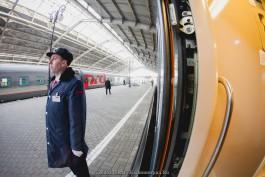 К Новому году РЖД пустит дополнительный поезд из Москвы в Калининград и обратно