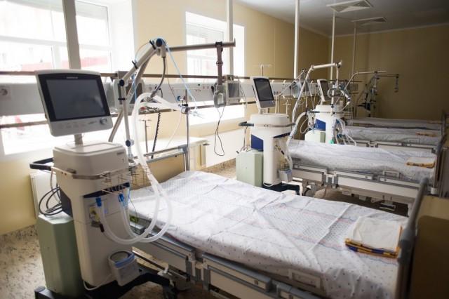 Оперштаб: В Калининградской области осталось 87 свободных коек для пациентов с коронавирусом