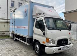 «Автотор» произвёл передвижной стоматологический комплекс для Калининградской области