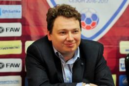 Алиханов избавил от приставки врио вице-премьера Шендерюка-Жидкова