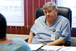 Калининградский кардиоцентр перевели в режим обсервации из-за коронавируса у главврача