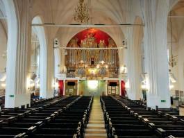 В Кафедральном соборе Калининграда установили новую акустическую систему