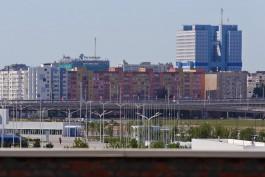 На острове Октябрьском в Калининграде хотят построить две «очень высокие» башни