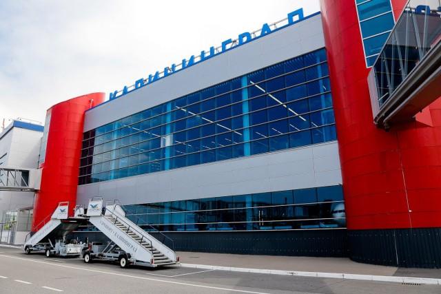 В августе число пассажиров на внутренних рейсах в «Храброво» выросло на 60%