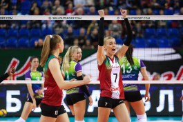 Калининградский «Локомотив» вышел в «Финал четырёх» Кубка России