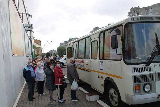 За два дня в Калининградской области от гриппа привились более пяти тысяч человек
