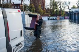 «Калининградский потоп, тотальная эвакуация и новые улицы»: цифры недели