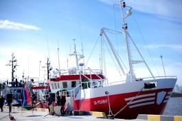 Новое рыболовецкое судно калининградского колхоза «За Родину» выйдет на промысел в апреле
