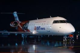 Авиакомпания «ЮВТ Аэро» запустит прямой рейс Калининград — Пермь с 27 сентября