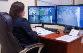 В 2018 году калининградские полицейские раскрыли 200 преступлений с помощью «Безопасного города»