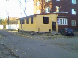 Очередной архитектурный «шедевр» в Калининграде