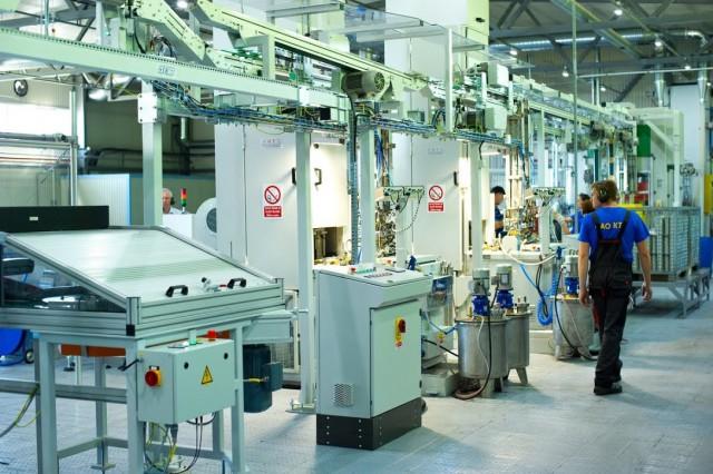 Калининградская область оказалась внизу рейтинга по динамике промышленного производства