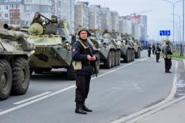«Сохранять спокойствие»: ФСБ предупреждает об антитеррористических учениях в Калининградской области