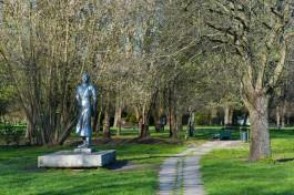 Эксперт: Нужно привести в божеский вид уродливый парк скульптур на острове Канта