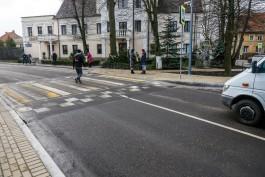 В Зеленоградске отремонтируют дорогу от ж/д станции до старого въезда в город